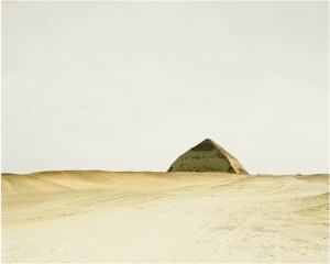 Bent Pyramid. From &quot;Sacred &amp; Secular,&quot; David Burdeny, 2009