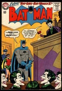 Batman no. 163 (May 1964). Personal collection of Mark S. Zaid, Esq.