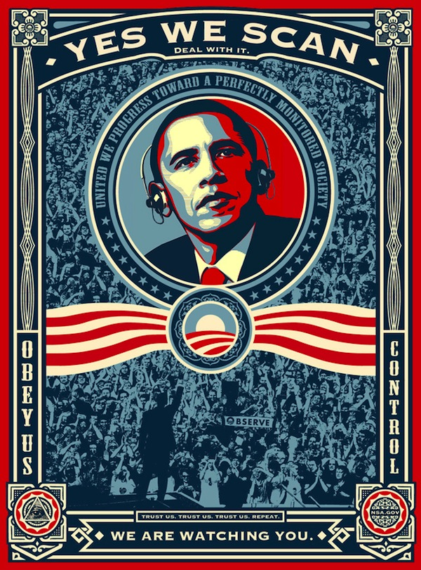 When Shepard Fairey Gets Appropriated Clancco