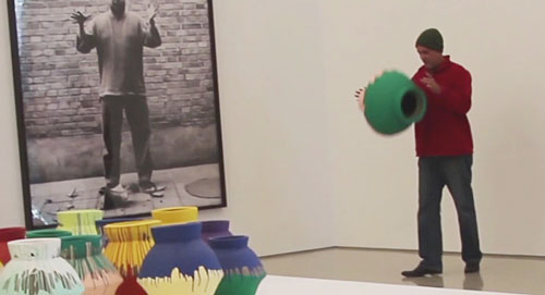 Clancco Art Law Artist Pleads Guilty In Ai Weiwei Vase Smashing